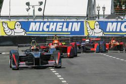Oriol Servia, Dragon Racing Formula E Team Nelson Piquet Jr., Chena Racing Formula E Team Sam Bird,