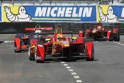 Nelson Piquet Jr., Chena Racing Formula E Team Sam Bird, Virgin Racing Formula E Team Ho-Pen Tung, Chena Racing Formula E Team