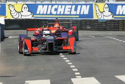 Sam Bird, Virgin Racing Formula E Team, und Ho-Pin Tung, China Racing Formula E Team