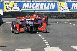 Sam Bird, Virgin Racing Formula E Team ; Ho-Pin Tung, China Racing Formula E Team