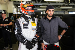 Yelmer Buurman and Abdulaziz Al Faisal