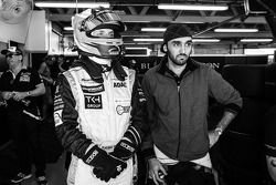 Yelmer Buurman et Abdulaziz Al Faisal