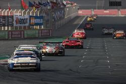 #170 Speedworks Motorsport Aston Martin Vantage GT4: John Gilbert, Flick Haigh, Paul O'Neill, Devon