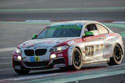 #71 Securtal Sorg Rennsport BMW M235i Racing Cup: Seppi Stigler, Lars Zander, Andreas Sczepansky, Ch
