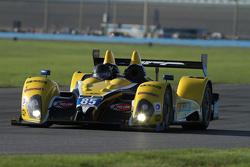 #85 JDC/Miller Motorsports, ORECA FLM09: Rusty Mitchell, Stephen Simpson, Mikhail Goikhberg