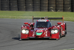 #07,SpeedSource 马自达Prototype: Joel Miller, Tom Long, Ben Devlin, Sylvain Tremblay