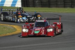 #07 SpeedSource Mazda Prototipo: Joel Miller, Tom Long, Ben Devlin, Sylvain Tremblay