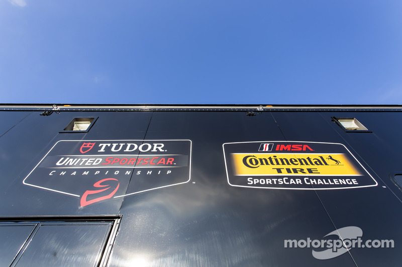 Tudor United Sportscar Championship and Continental Tire Sportscar Challenge