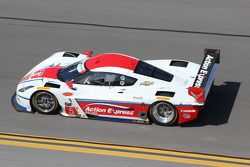#5 Action Express Racing, Corvette DP: Joao Barbosa, Christian Fittipaldi, Sébastien Bourdais