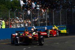Нельсон Пике-мл.. Этап Формулы Э в Буэнос-Айресе, субботняя гонка.