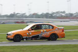 #65 Murillo Racing, BMW 328i: Tim Probert, Brent Mosing, Justin Piscitell