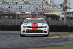 #80 Mantella Autosport Camaro Z/28.R: Anthony Mantella, Mark Wilkins, Martin Barkey, Kyle Marcelli