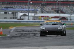 #88 Rebel Rock Racing, Porsche Cayman: Jim Jonsin, Erik Valdez