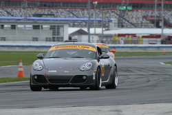#36 Strategic Wealth Racing Porsche Cayman: Matthew Dicken, John Lewis