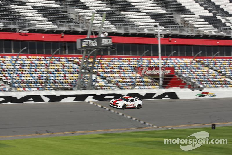 SCC: Testfahrten in Daytona, Januar