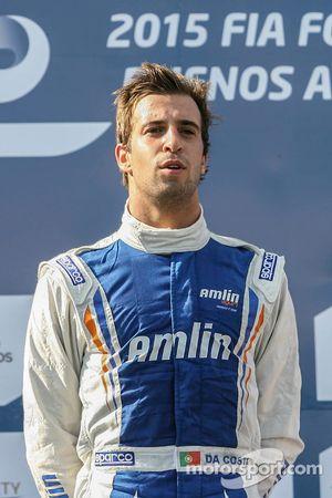 1. Antonio Felix da Costa, Amlin Aguri