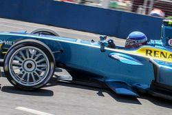 Nicolas Prost, Takımı e.dams Renault