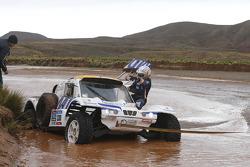 #330 MD Buggy: Romain Dumas, François Borsotto en problemas