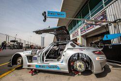 #18 Preci - Spark Mercedes SLS AMG GT3