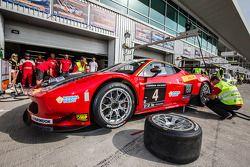 #4 Scuderia Praha Ferrari 458 Italia GT3
