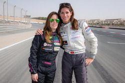 Lisa Brunner, dan Cyndie Allemann