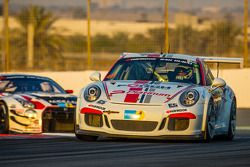 #45 Forch Racing by Lukas Motorsport Porsche 991 Cup: Christofer Ramirez, Patrick Eisemann, Steve Fe