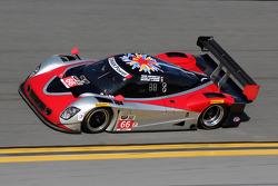 #66 RG Racing, BMW/Riley: Shane Lewis, Robert Gewirtz, Mark Kvamme