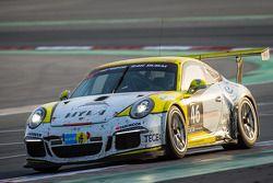 #46 MRS GT-Racing,保时捷991杯: Siegfried Venema, Chris le Bon, Ilya Melnikov, Bassam Konfli, Elia Erhar