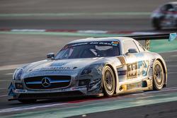 #18 Preci - Spark Mercedes SLS AMG GT3: David Jones, Godfrey Jones, Philip Jones, Gareth Jones, Morgan Jones