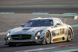 #27 Car Collection Motorsport Mercedes SLS AMG GT3: Tim Müller, Dirg Parhofer, Jürgen Krebs, Pierre