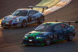 #7 Lechner Racing Middle East, Porsche 991 Cup: Fahad Algosaibi, Clemens Schmid, Klaus Bachler, Jaap