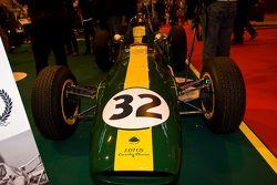 Classic Team Lotus car