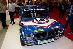 Mini, klassisches Rallyauto