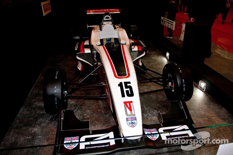 BRDC四级方程式赛车