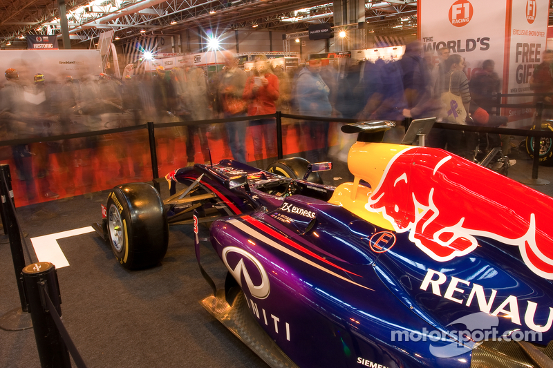 Red Bull Racing Formel-1-Auto