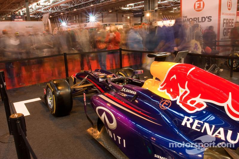 سيارة ريد بُل ريسينغ للفورمولا واحد