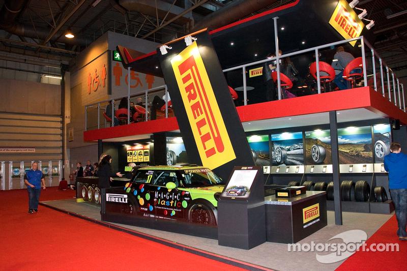 Pirelli-Stand