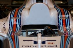 Willaims F1 Car detail
