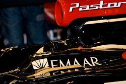 Lotus F1 car Detail