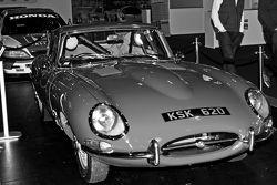 Klassieke Jaguar E type