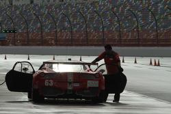 #63 Scuderia Corsa 法拉利458 Italia: Bill Sweedler, Townsend Bell, Anthony Lazzaro, Jeff Segal
