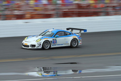 #19 Muehlner Motorsports America 保时捷911 GT America: Jim Michaelian, Marc Basseng, Matteo Beretta, Da