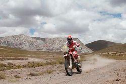 #7 Honda: Paulo Goncalves
