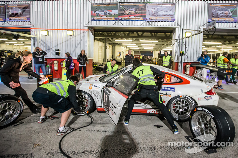 #17进站,Ruffier Racing,保时捷997杯: Patrice Lafargue, Paul Lafarge, Gabriel Abergel