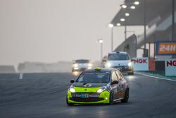 #109 APO Sport, Renault Clio Cup: Alex Osborne, James May, Tim Gabor, Peter Venn, Paul May