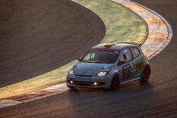 #112 presenza.eu Racing Team Clio, Renault Clio Cup Endurance: Luigi Stanco, Stefan Tanner, Stephan