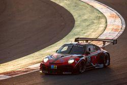 #99 Attempto Racing, Porsche 997 GT3 R: Arkin Aka, Andreas Liehm, Bernd Kleinbach, Philipp Wlazik, Bill Barazetti