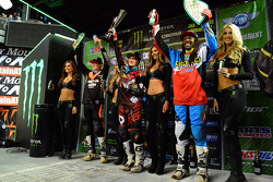 Jessy Nelson, Cooper Webb and Malcolm Stewart