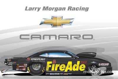 Présentation du Larry Morgan Racing