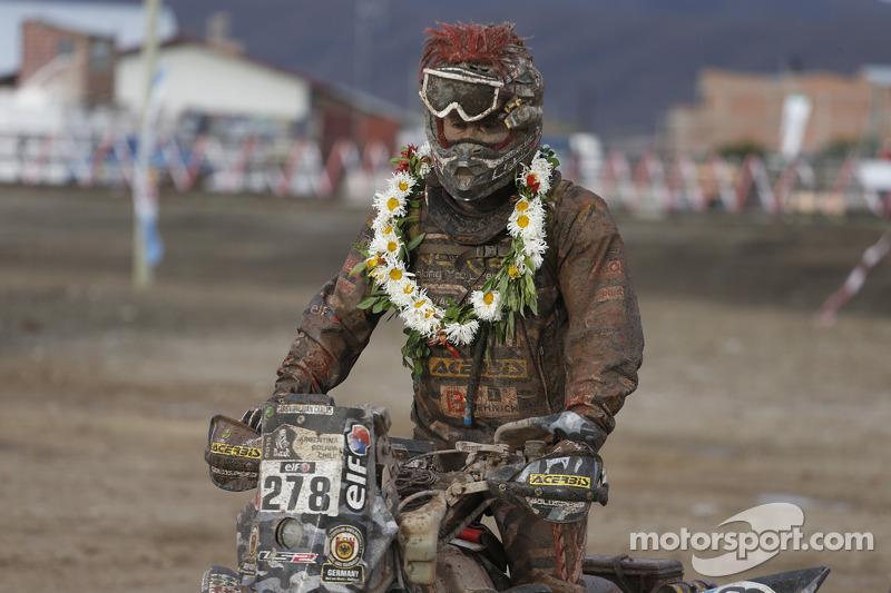 #278 Yamaha: Juan Carlos Carignani